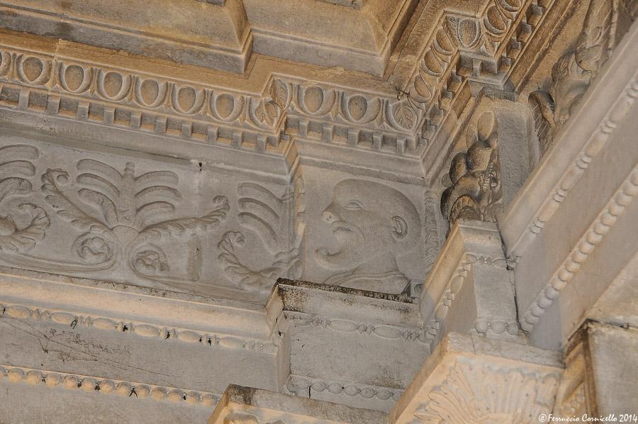 La cripta della Cattedrale di Acerenza