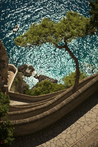 A spasso per Capri...con Thilo Hilberer
