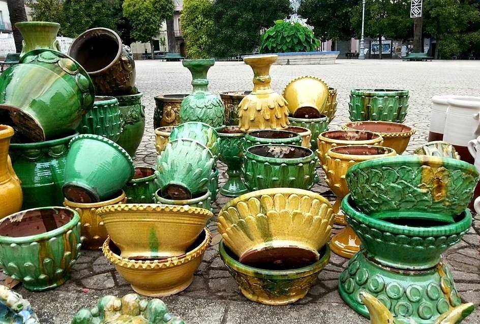 Antonio Ditto, ceramiche Seminara