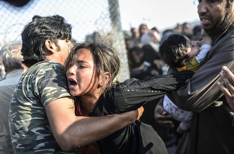 Bellezza e tragedie del mondo nella mostra World press Photo 2016 in corso a Bari