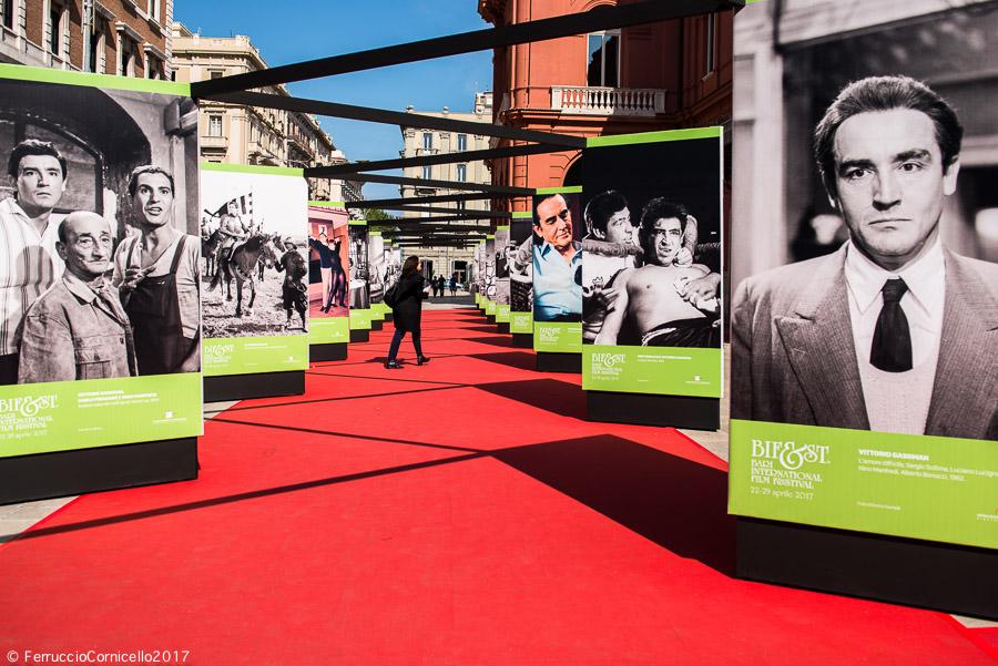 Bif&st: al via a Bari l'8a edizione del Bari International Film Festival