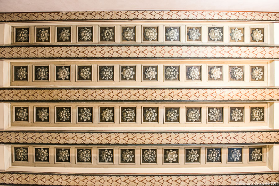 Castello di Corigliano: sale di rappresentanza