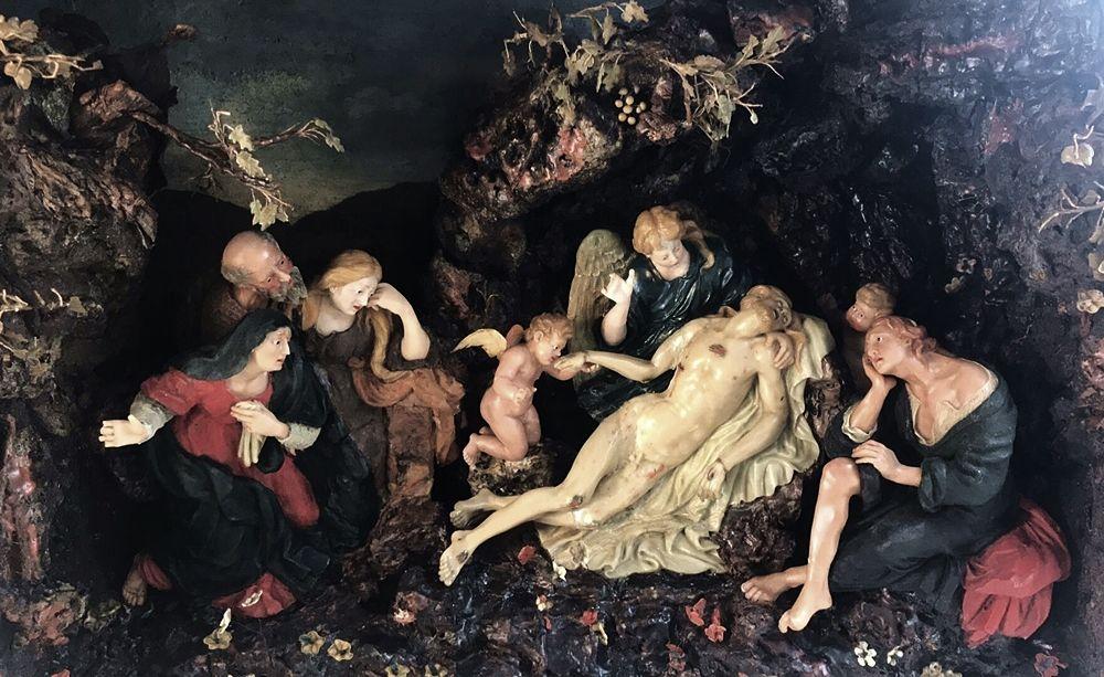 Caterina de jUlianis, restauro 2