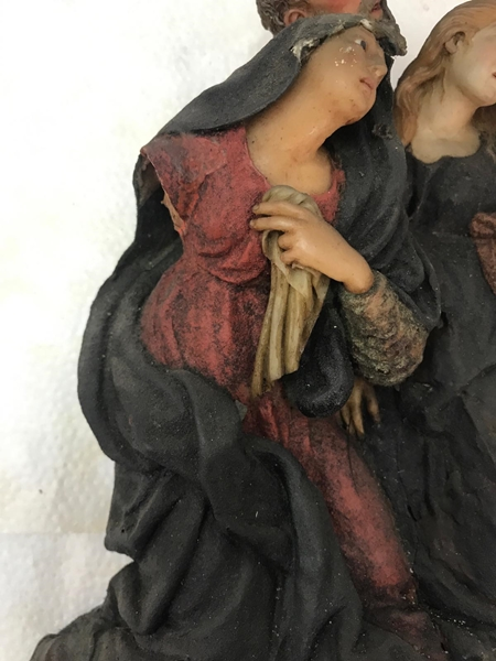 Cere de Julianis, restauro