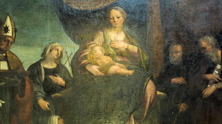 Chiesa di San Giorgio, a Salerno