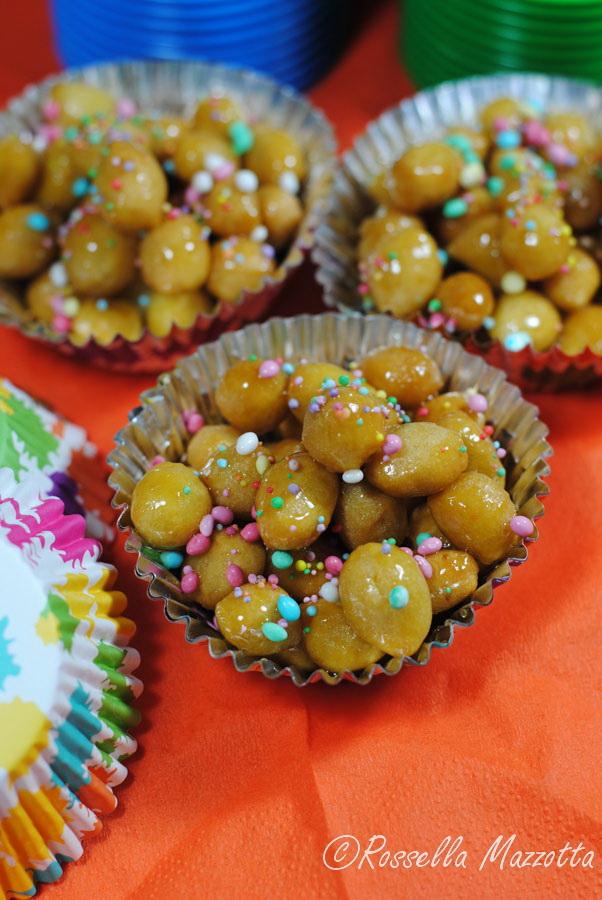 Dolci del Sud: le perle dorate di Carnevale