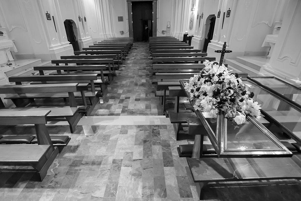 Gli ori del Cristo morto a Ferrandina