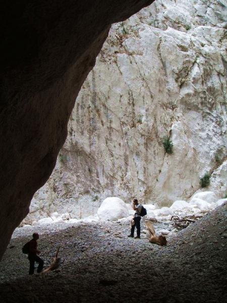 Gola di Gorropu, in Sardegna