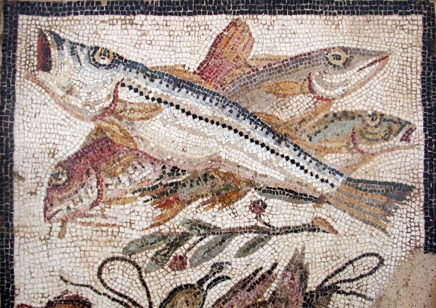 Il cibo dell'antica Pompei in mostra a Milano fra natura, mito e paesaggio di un Sud millenario