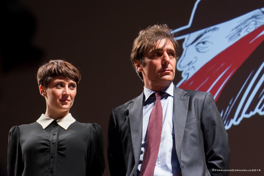 Immagini dal Bif&st: attori e registi sul palco del Teatro Petruzzelli 2