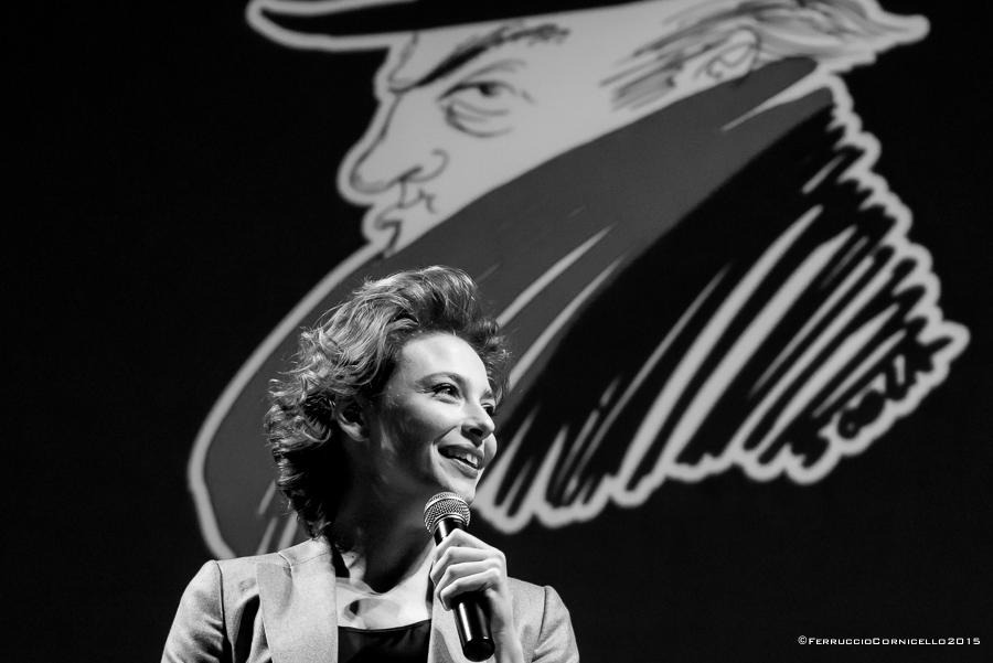 Immagini dal Bif&st: attori e registi sul palco del Teatro Petruzzelli 3