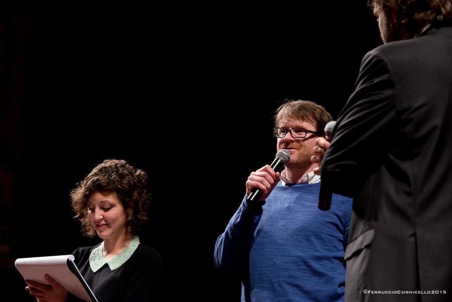 Immagini dal Bif&st: attori e registi sul palco del Teatro Petruzzelli 4