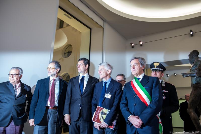 Inaugurazione Bronzi di Riace a Reggio Calabria