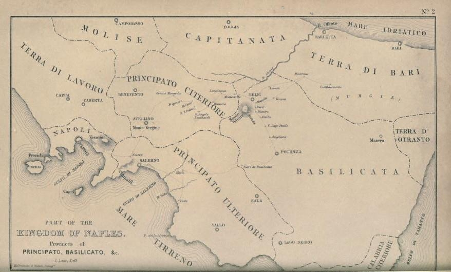 La Calabria dell'800 nelle incantevoli tavole del pittore inglese Edward Lear