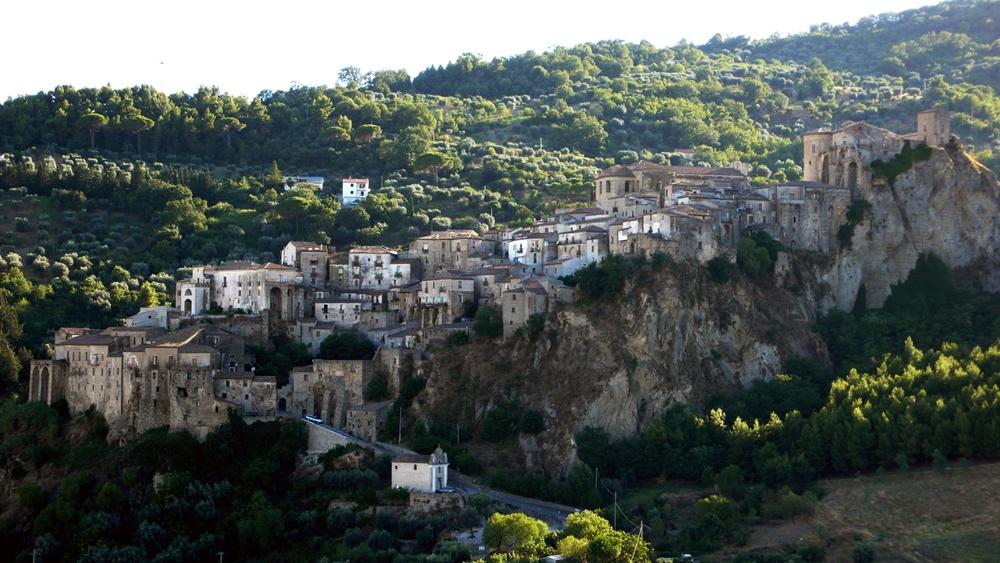 La Calabria di Andrea Martini di Cigala