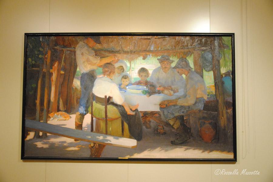 La Poesia della Tavola: nel foyer del Petruzzelli in mostra fino a febbraio 15 capolavori