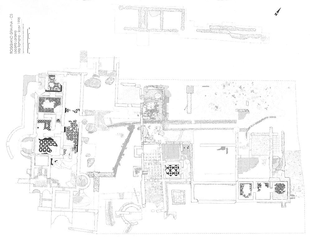 La villa romana di Larderia
