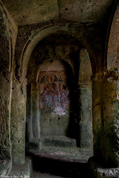 Le Grotte di Dio a Mottola