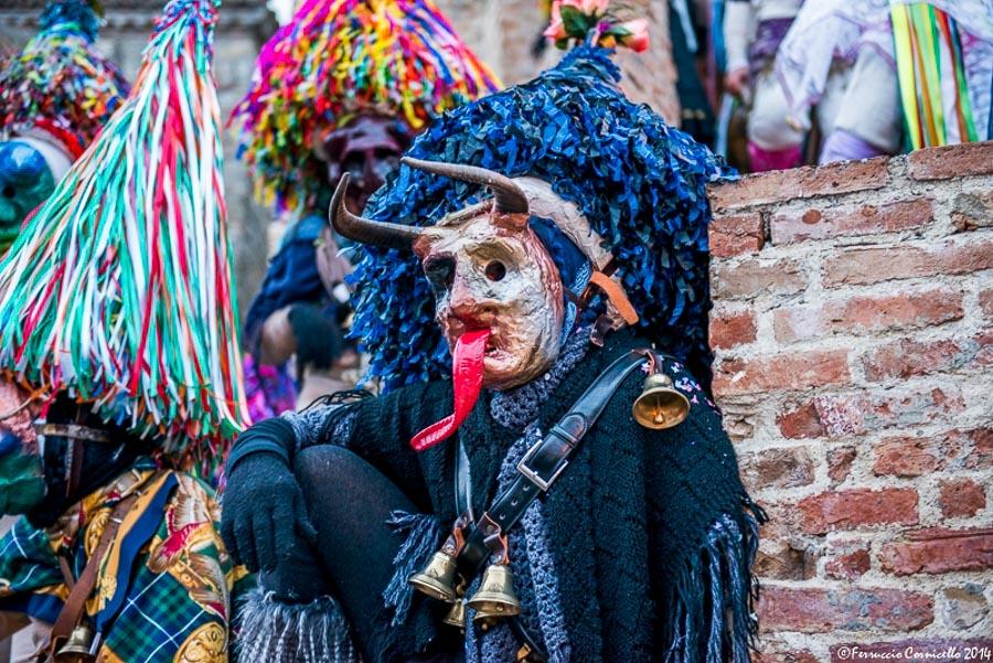 Le maschere di Aliano e di Tricarico 2