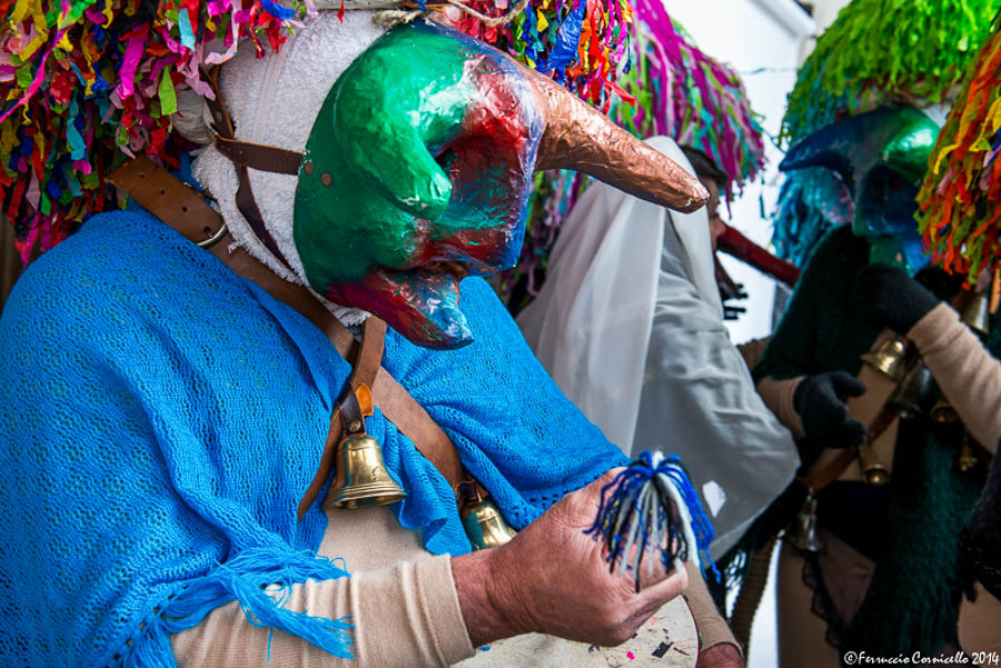 Le maschere di Aliano e di Tricarico
