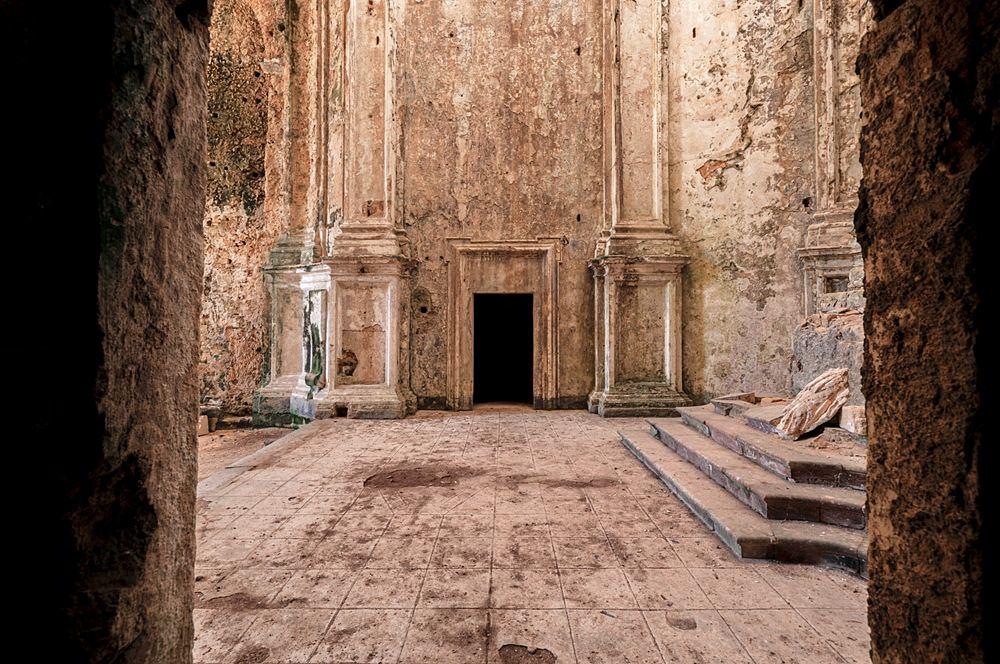 Le ville abbandonate di Carlo Arancio