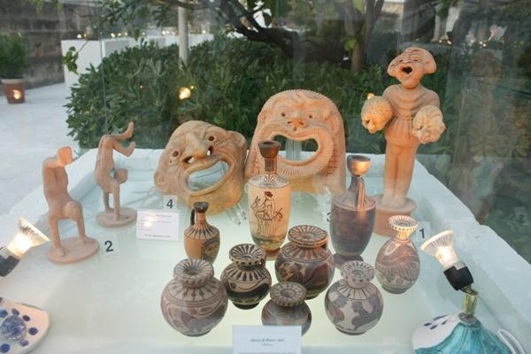 L'influsso greco nell'arte ceramica di Grottaglie