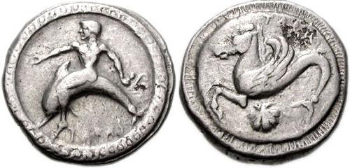 L'ippocampo nell'arte antica