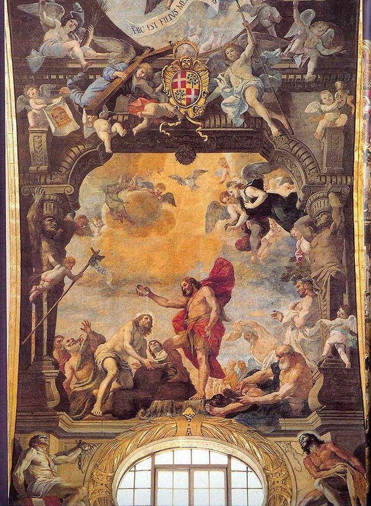 Lo splendore dell'arte di Mattia Preti a Malta: gli affreschi della Concattedrale di S. Giovanni 2