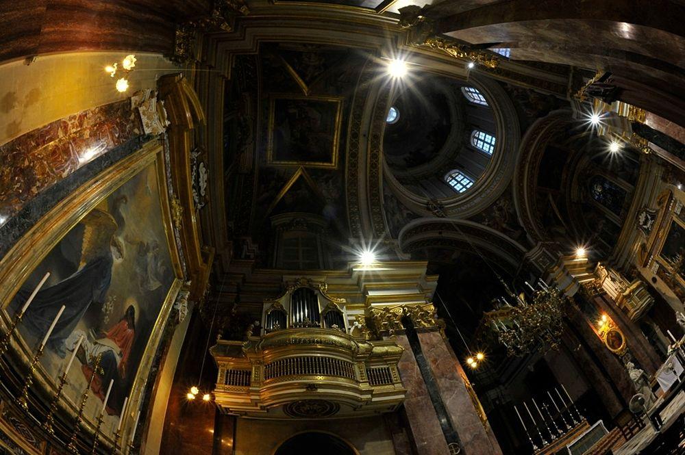 Lo splendore dell'arte di Mattia Preti a Malta: gli affreschi della Concattedrale di S. Giovanni
