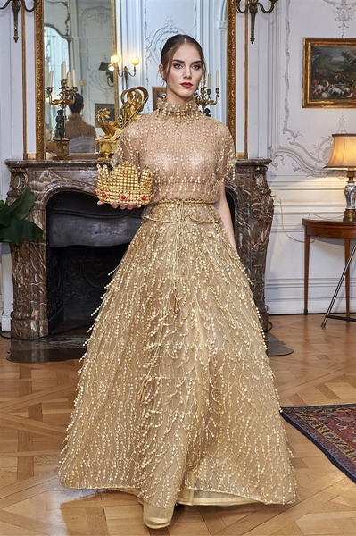 Mostra alta moda Miglionico a Matera