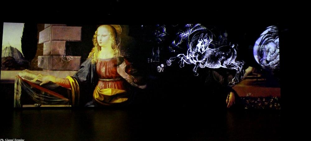 Mostra Leonardo Cosenza
