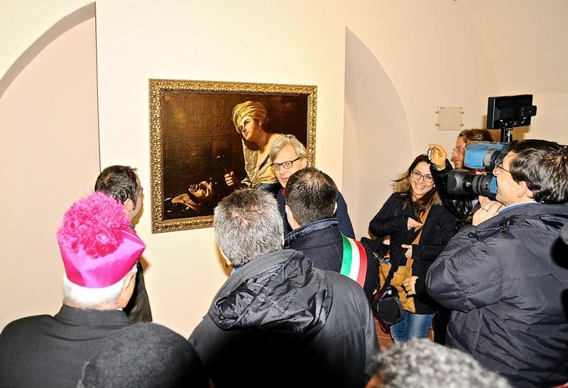 Mostra per i 400 anni di Mattia Preti - PHOTO GALLERIES