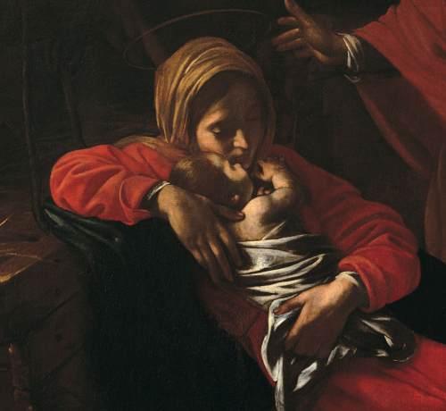 Natività di Caravaggio, Messina