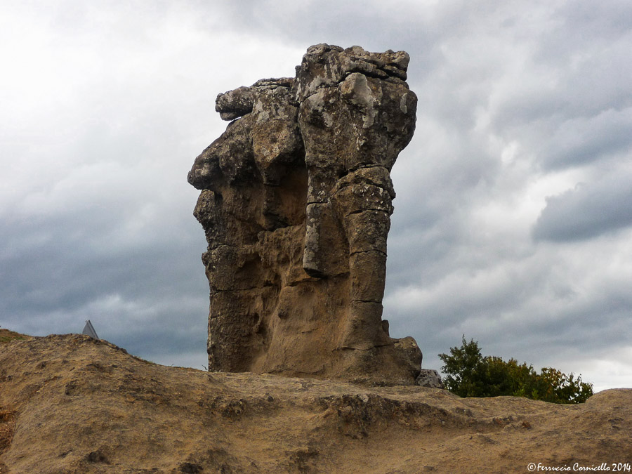 Nella Calabria jonica cosentina: i Giganti di Pietra di Campana