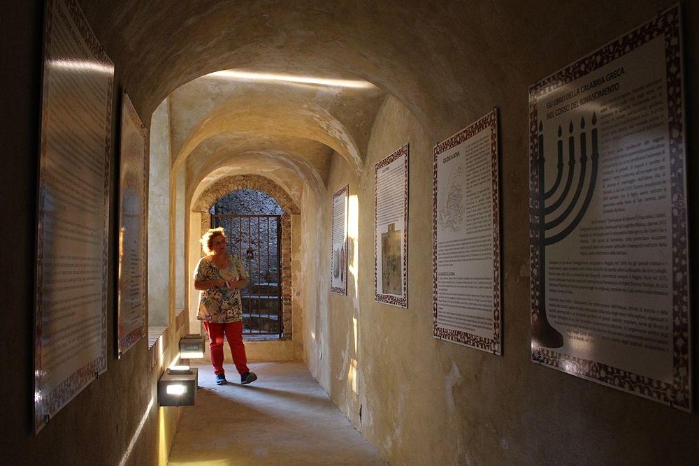 Nuove attività nel museo di Bova
