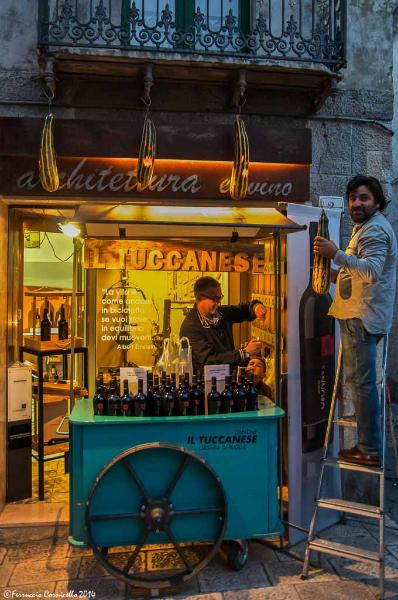 Orsara di Puglia: Tuccanese, rinascita di un vino