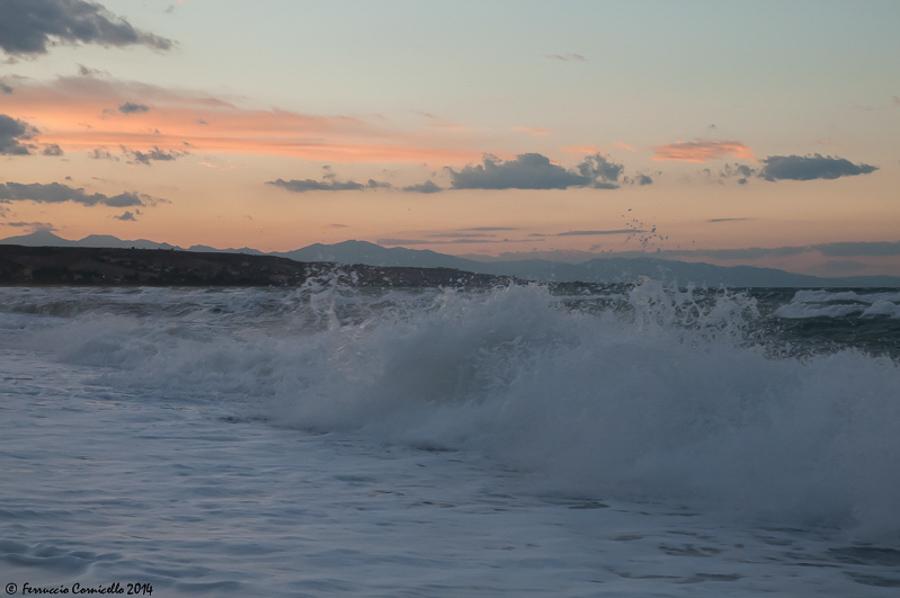 Pietrapaola mare 1, tramonti
