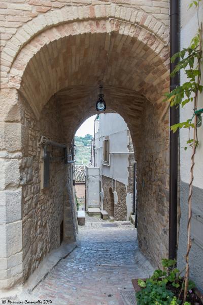 Press tour a Biccari