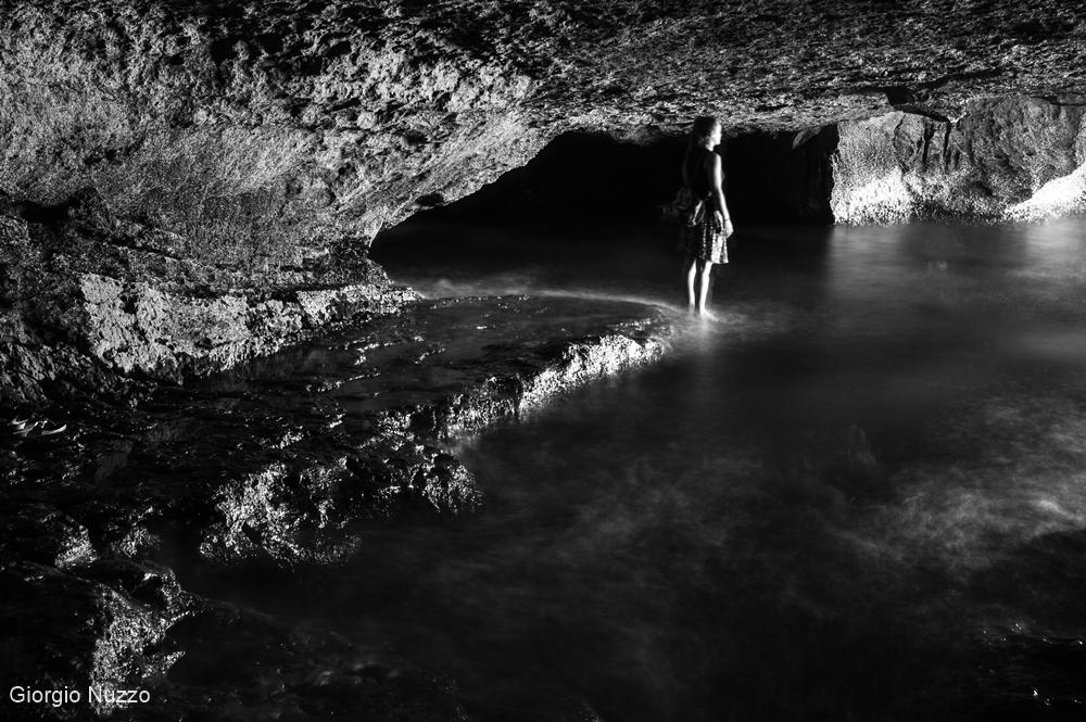 Salento: a Marina di Andrano, lo smeraldo liquido della Grotta Verde