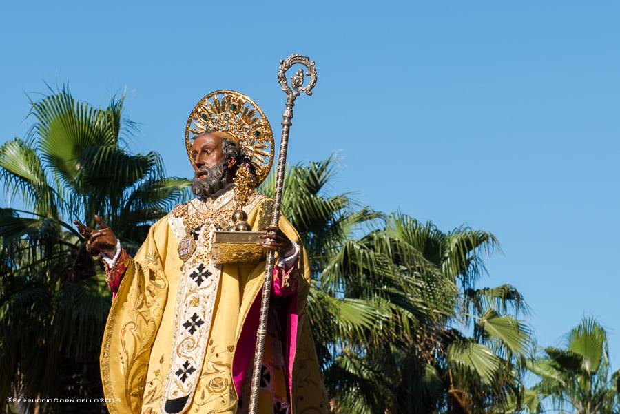 San Nicola: il rientro della statua del Santo in Basilica