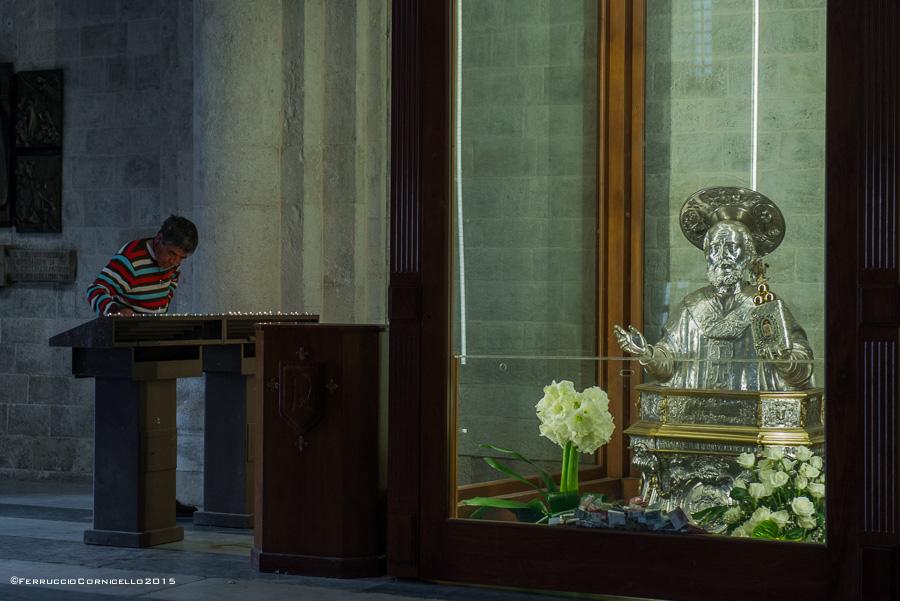 San Nicola: la devozione dei pellegrini