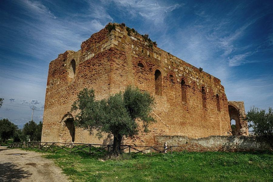 Scolacium: le tante vite di una città della Magna Grecia
