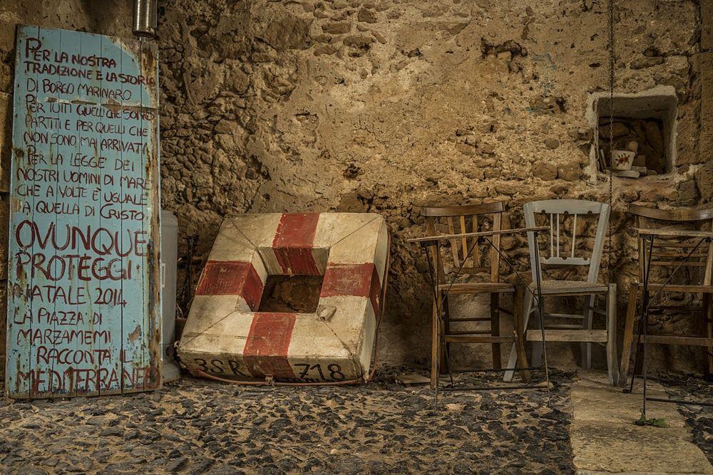 Sicilia, una terra sul magico confine fra luce e ombra, nelle immagini di Nicola Vigilanti - Marzamemi