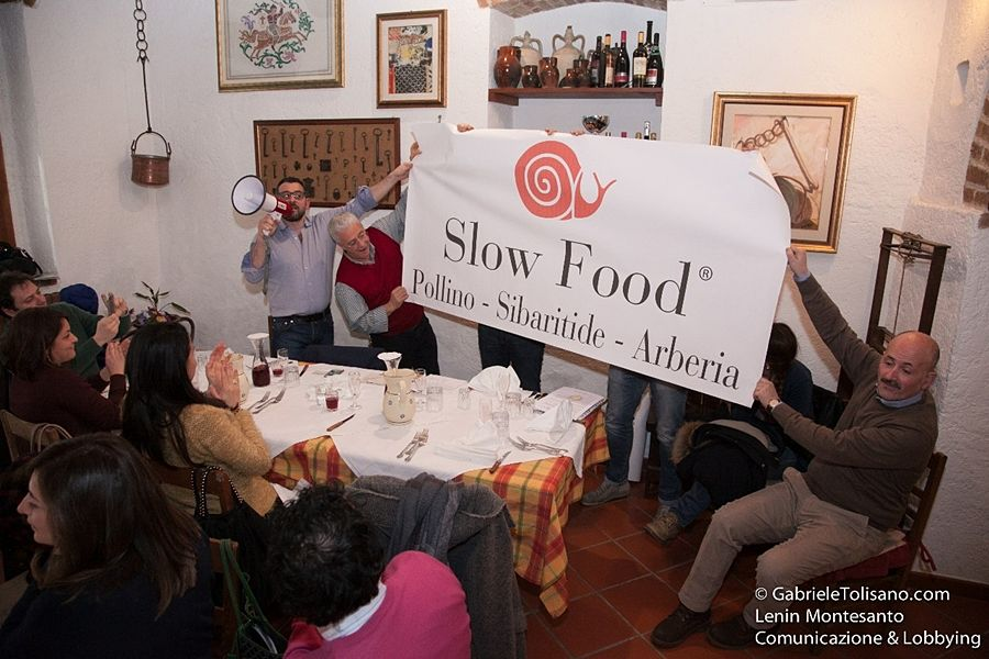 Slow Food elogia il modello Civita