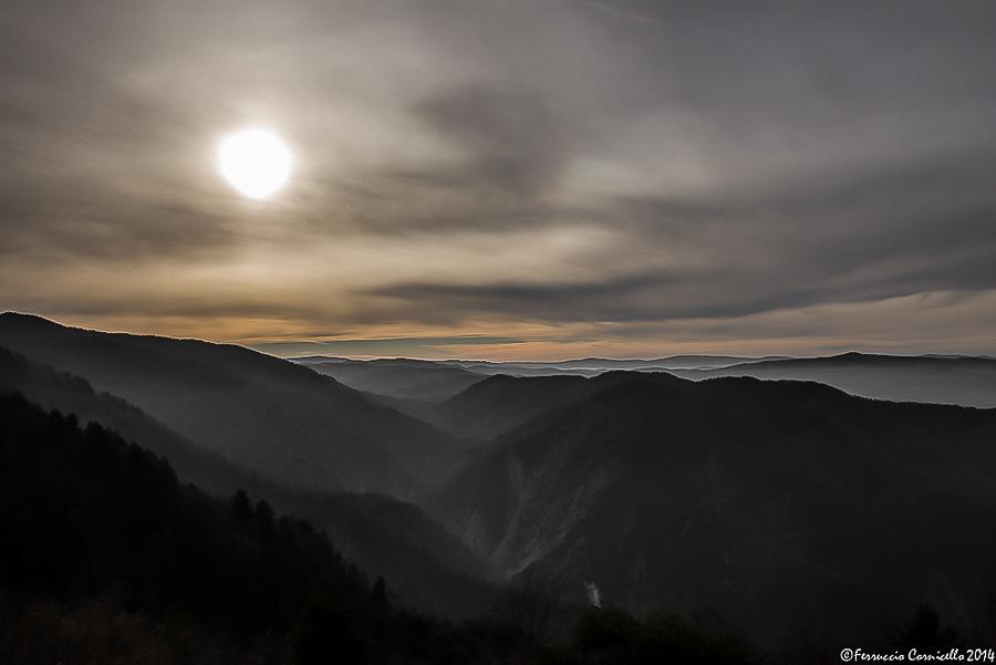 Tramonti a Sud, immagini di Ferruccio Cornicello