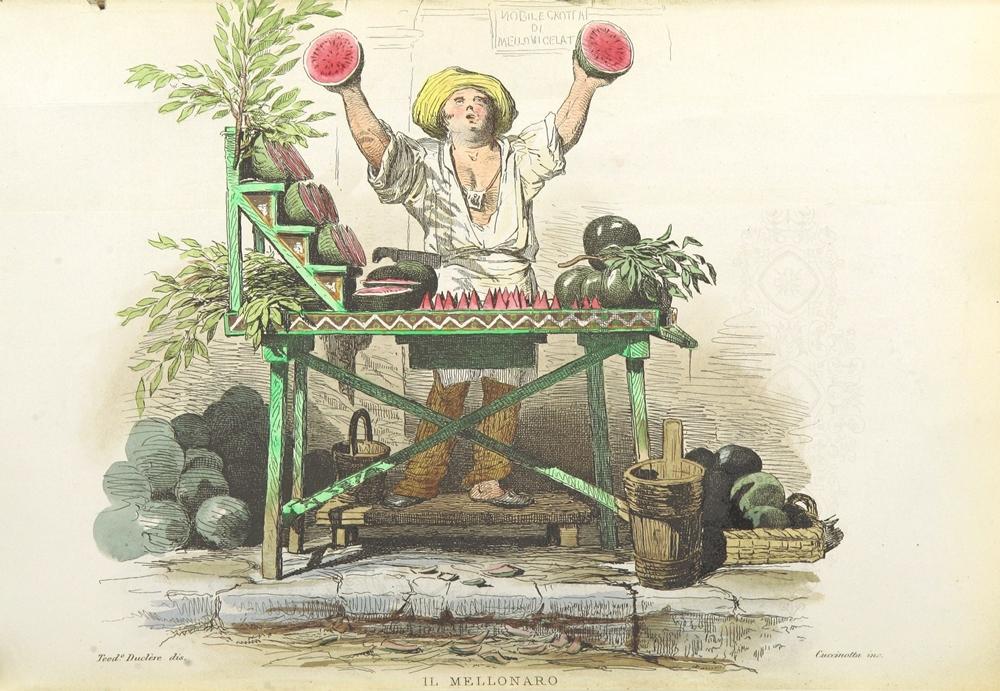 Usi e costumi di Napoli e contorni descritti e dipinti 2