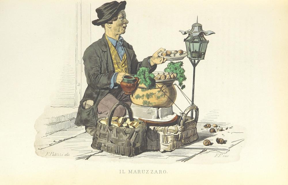 Usi e costumi di Napoli e contorni descritti e dipinti 4
