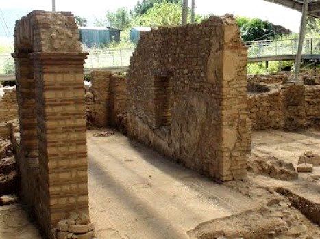 Villa Romana di Enna