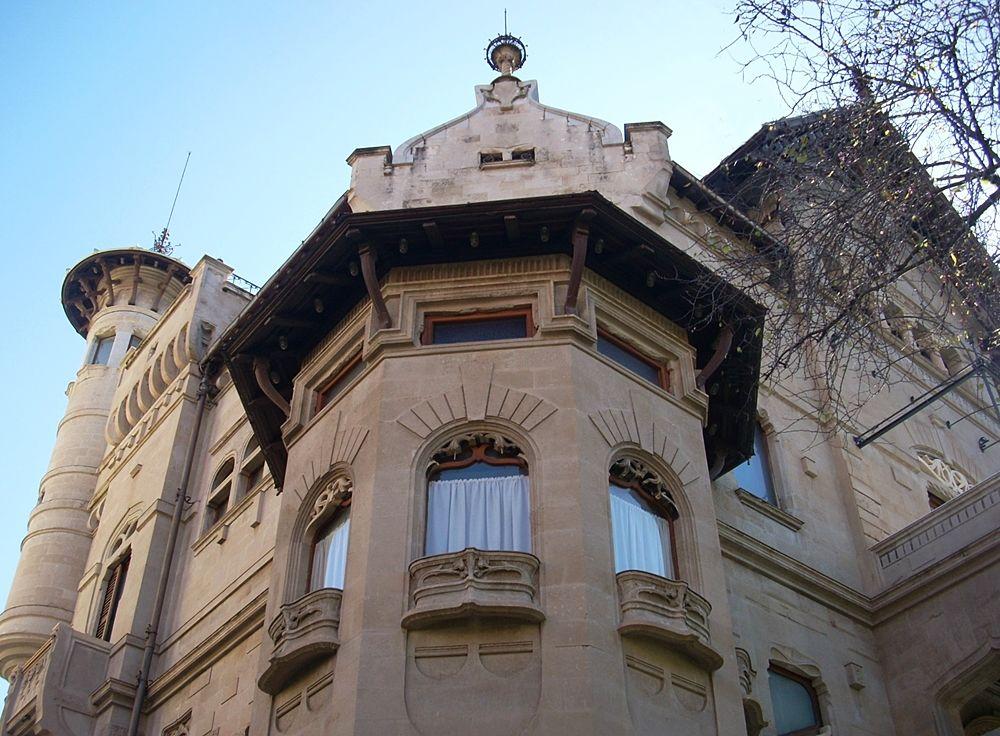Villino Florio: in Sicilia alla scoperta di uno dei gioielli del Liberty europeo