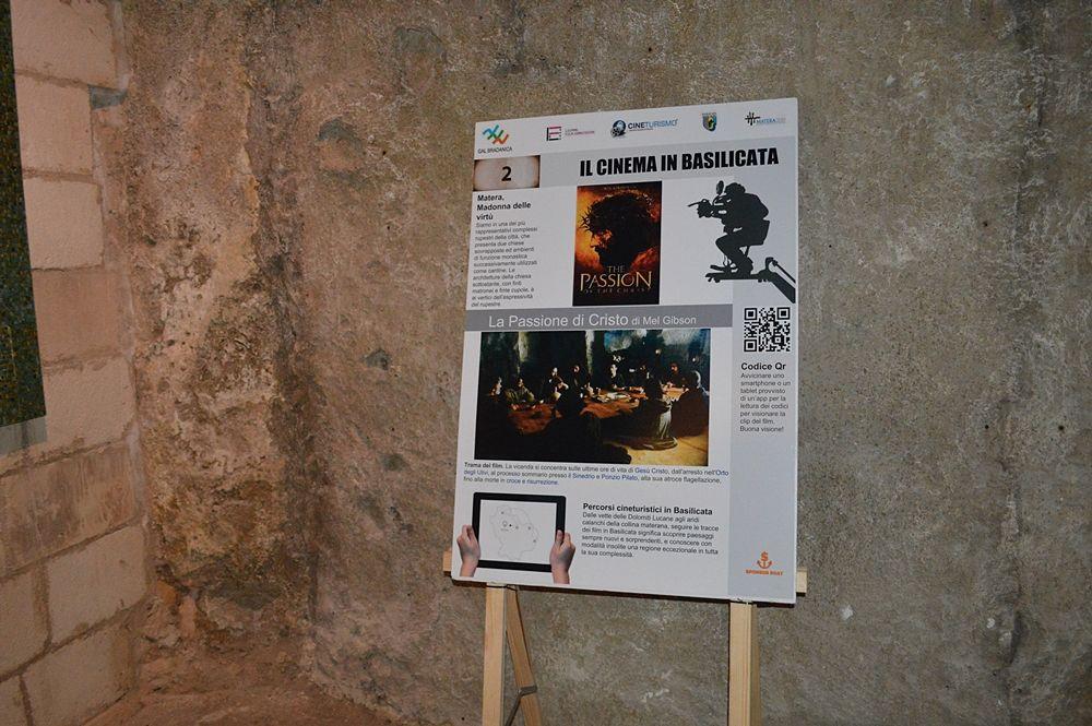 Vivi il cinema a Matera e in Basilicata. Lanciato un progetto integrato di cineturismo